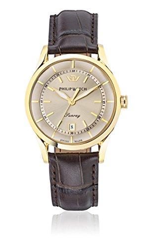 Montre Hommes Philip Watch sans - Affichage  bracelet   et Cadran  R8251180006