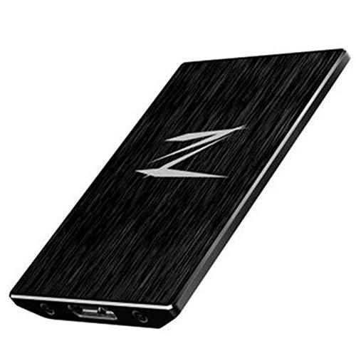 tplatte USB 3.0 Portable HDD Speicher für Laptop und Desktop,Black,128GB ()