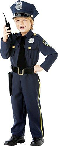 Imagen de amscan international  disfraz infantil policía 999665