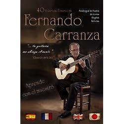 40 Falsetas Flamencas de Fernando Carranza
