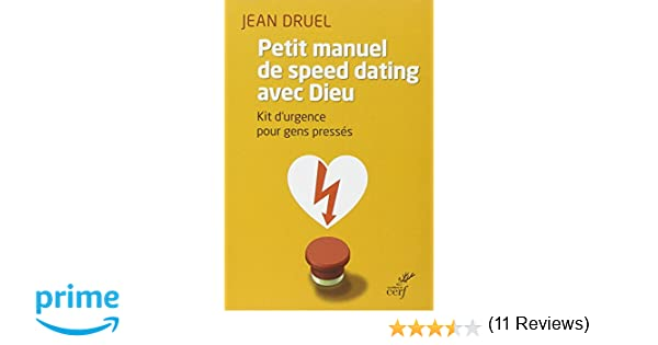 Petit Manuel Speed Dating Avec Dieu