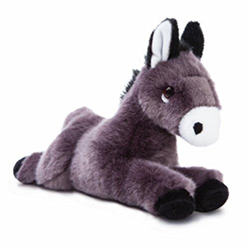 aurora-world-luv-a-cuddle-peluche-de-burro-black-white
