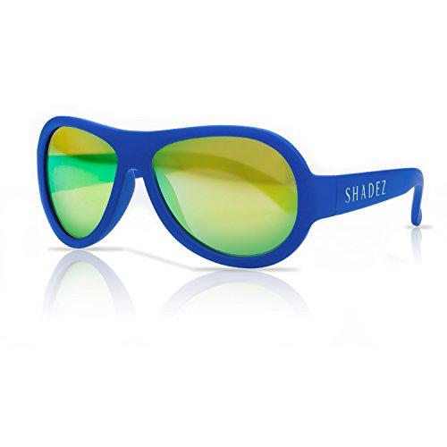 Shadez SHZ 04 Sonnenbrille, Baby, 0-3 Jahre, blau