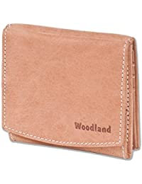 dadd401532 Woodland - Portafoglio (scatola Wiener) fatta di natura, appassionato  morbido