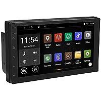 Android Car Navigation Bluetooth Sereo, 7 Pollici 1 + 16G WiFi Car Smart GPS Doppio 2 DIN Radio Stereo Lettore multimediale MP5 Lettore Dvd