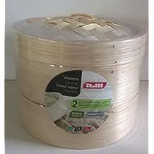 Ibili - Vaporera Bambu Ø20cm Ibili
