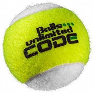 Topspin Balls Unlimited Unlimited Unlimited Codice verde 60er Sacchetto Giallo – Bianco | Raccomandazione popolare  | Liquidazione  e51f42