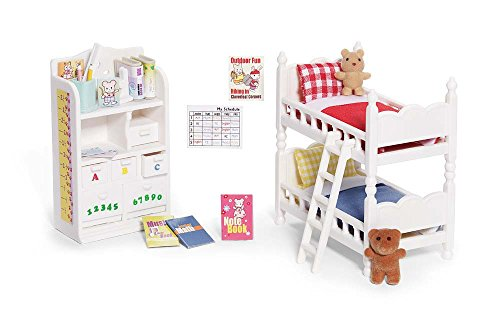 Calico Critters: Childrens Bedroom Set