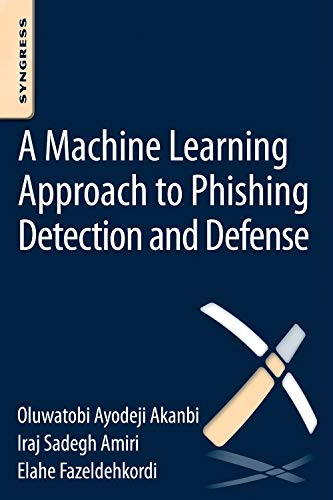A Machine Learning Approach to Phishing