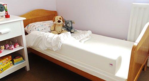 "The Little Bed Bumper – 100% British ""NURSERY GRADE"" foam bed guard bumper."