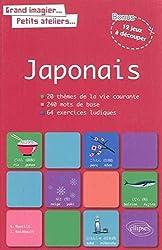 Le japonais en images avec exercices ludiques corrigés apprendre & réviser les mots de base japonais