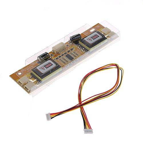 BIlinli 4-Lampen-Hochdruck-Inverter-Platine mit einem Anschluss LCD-Monitor CCFL4-Lampen-Hochdruck-Inverter-Platine mit einem Anschluss LCD-Monitor CCFL Adj Lcd