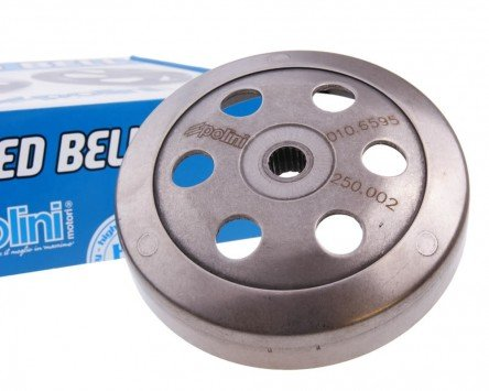 Clutch Bell POLINI Speed Bell 107mm - RIVERO SP 54 Type:BT49QT-22
