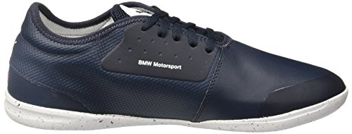 Puma Bmw Changer Ignite, Baskets Basses Homme Navy-White