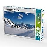 CALVENDO Puzzle verschneite Winterlandschaft Rofan in Tirol 2000 Teile Lege-Größe 90 x 67 cm Foto-Puzzle Bild von SusaZoom