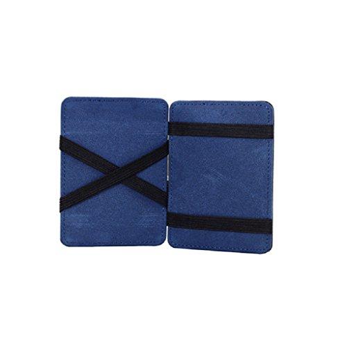harrystore-unisex-super-mini-grind-magic-dunne-wallet-bifold-leder-kartenhalter-geldborse-blau
