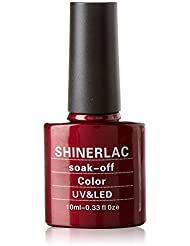 shinerlac Vernis à ongles gel UV/LED Nombre 8051510ml