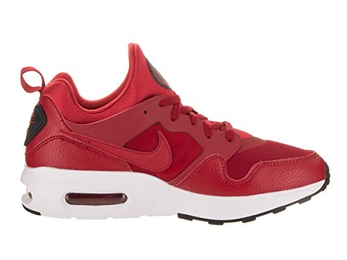 Nike Herren Air Max Prime Turnschuhe Rot (Gym Red/Anthracite)