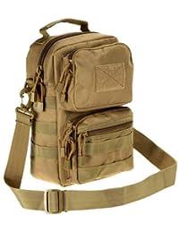 3bb84365d9 Men Climbing Bags Hot Outdoor Camping   Hunting Tactical Shoulder Bag Pack  Adjustable Crossbody Bag