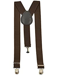 CrayonFlakes Kids Wear For Boys Y-Back Suspender Stretchable Free Size For Girls and Women