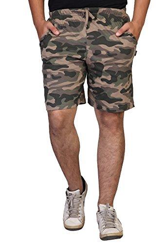 7. Clifton Army Shorts Walnut