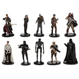 Enlarge toy image: Star Wars Rogue One 10 piece Character figure set