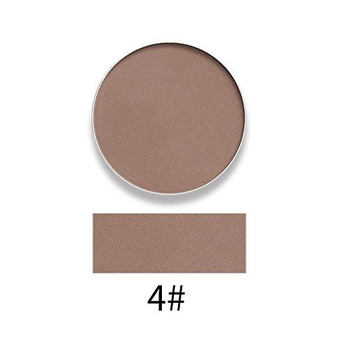 Dauerhafte Augenfarbe (Make-Up Lidschatten, KIMODO Neu Matte Langlebige Bunte Lidschatten Presse Powder Kosmetik Makeup)