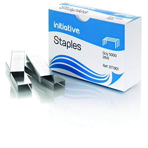 initiative-staples-26-6mm-210-staples-per-strip-pack-5000