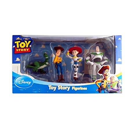 Toy Story - 4 Pack