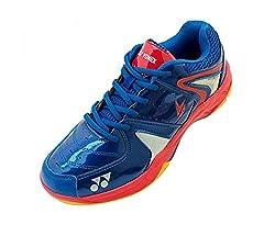 Yonex Badminton Non Marking Shoes - 10 UK, Navy
