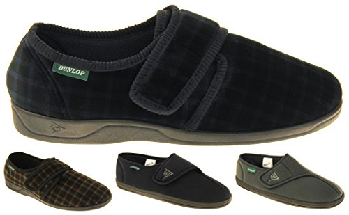 Dunlop Scratch Chaussons pour Homme