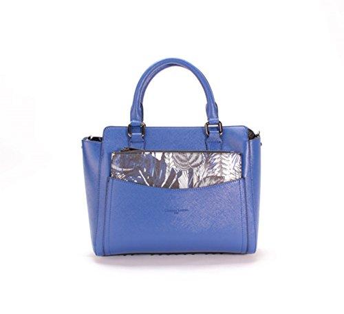 Sac Christian Lacroix Plaza 4 Bleu Royal Amazonie Bleu