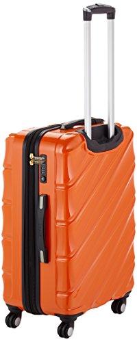 Shaik 7203072 Trolley Koffer, Gr. L, orange -