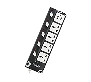 Zebronics A74-ZEB-4PS USB(Plus) Power Strip