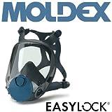 Moldex 9000 Gasmaske Vollvisiermaske Atemschutzmaske inkl. A1 / P2 R Filter