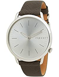 Rip Curl 2018 Womens Super Slim Leather Watch Taupe A3007G