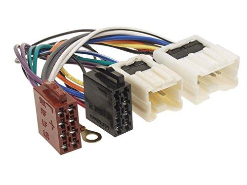 ACV 1214-02 Radioanschlusskabel für Nissan (4x4 Pickup-zubehör)