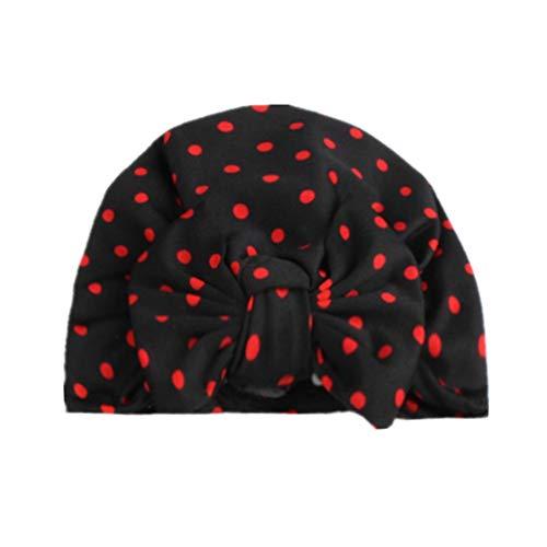 Gyratedream Baby Mütze Neugeborene Floral Indian Turban Knoten Stirnband Hüte Caps Elastcic Kopf Wickelt für 0-3 Jahre Unisex Kind (Kopf Wickelt Für Baby Mädchen)