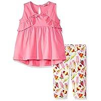 Zeyland Tişört ve Tayt Takım Kız bebek Elbise