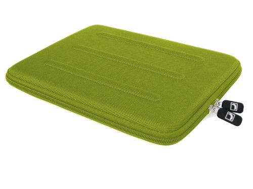 COOL BANANAS BulletProof Slim Hardcover Schutz Cover Case Tasche für das Apple iPad Air 2, iPad Air und das iPad in Grün (Hardcover Cover Case)