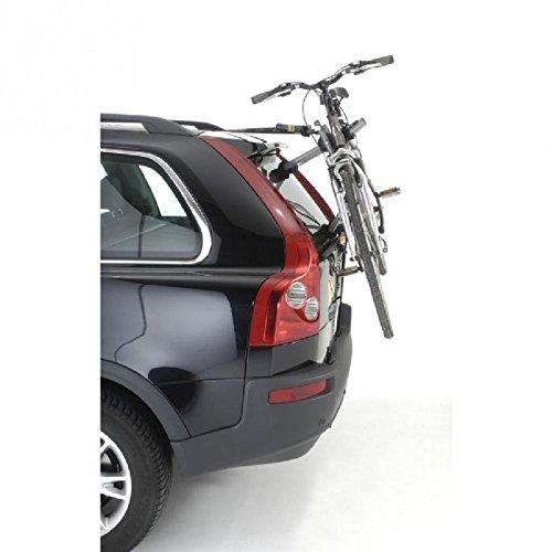 Mottez A025P1 Porte-vélo à Sangles, Gris, 1