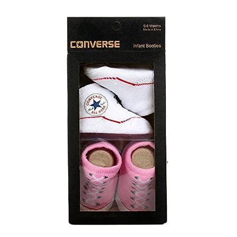 Converse , Chaussures souples pour bébé (fille) - Multicolore -