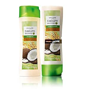 Oriflame Nature Secrets Shampoo & Conditioner For Dry And Damaged Hair - 250ml Each