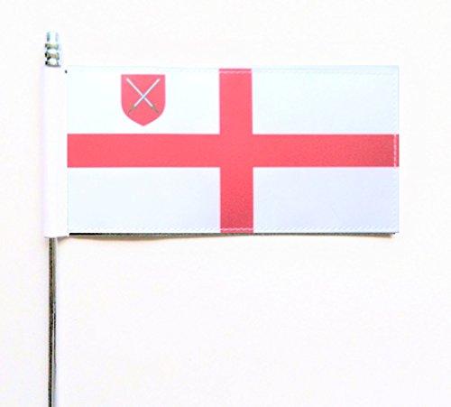 London Bistum Kirche von England C von E Ultimate Tisch Schreibtisch Flagge