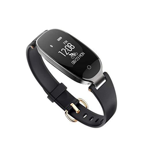 JIEGEGE S3 Smart Armband, Pulsmesser Schlafüberwachung Smart Armband, Wasserdicht Für Frauen Smart Watch Für Android IOS