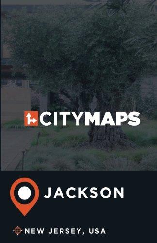 Jackson Jersey (City Maps Jackson New Jersey, USA)