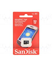SanDisk 32GB Class 4 microSDHC Flash Memory Card (SDSDQM-032G-B35)
