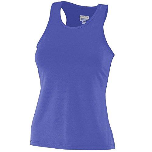 Augusta - T-shirt de sport - Femme Violet - Violet