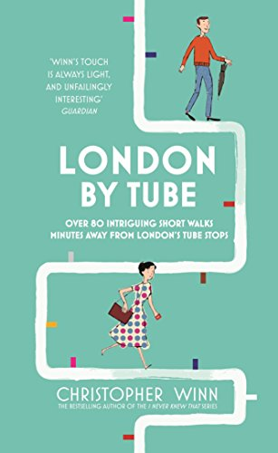 London By Tube por Christopher Winn