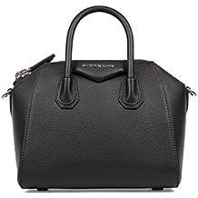2c0afa747e Givenchy Borsa A Mano Donna BB05114012001 Pelle Nero